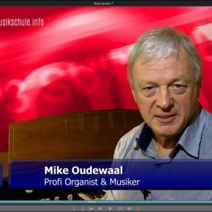 mike oudewaal hammond orgel